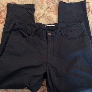 Navy blue Calvin Klein Pants 36x30